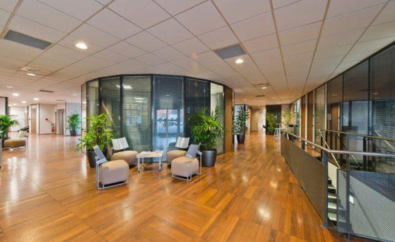 L'espace de coworking de Lyon JDS Center